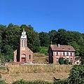 Église Saint-Gall et école de Frohmuhl.jpg