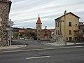 Église Saint-Mary de La Chomette, calvaire.jpg