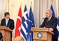 Συνάντηση ΥΠΕΞ Δ. Αβραμόπουλου με ΥΠΕΞ Τουρκίας Α. Davutoglu (8074439765).jpg