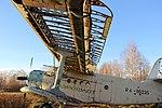 Ан-2, крылья без обшивки. Музей гражданской авиации. Ульяновск. Ноябрь 2013 - panoramio.jpg