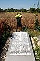 Братська могила в Оситняжці. Плита 01.JPG