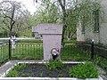 Братська могила жертв фашизму вул Гагаріна.jpg