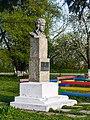 Великий Ходачків, Пам'ятник Чалдаєву P1610139.jpg