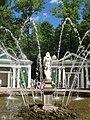 В восточной части Марлинской аллеи расположен фонтан Адам.jpg