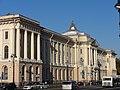 Главное здание Академии художеств Университетская наб., 17 9.JPG