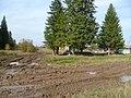 Жуткая дорога рядом за Стряпунятами со стороны леса, середина сентября 2012 - panoramio.jpg