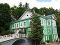 Корпус настоятельный в Печерском монастыре, Псковская область.JPG