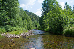 Small Suren River, Zianchurinsky District