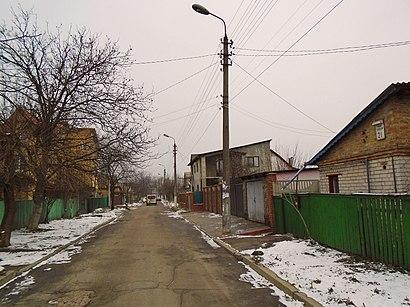 Як дістатися до Кіровська Вулиця громадським транспортом - про місце