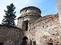 Оборонні споруди монастиря (мури,дзвіниця, башти) (мур.) 1702 р. cмт Підкамінь. 03.jpg