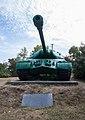 """Охматів. Пам'ятник """"Танк"""" на честь танкістів-визволителів5.jpg"""