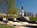"""Плотина на Водосливном канале(""""Шипучка"""") - panoramio.jpg"""