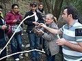 Подготовка гербария в национальном парке (Турция)-03.JPG
