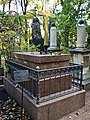 Санкт-Петербург, Тихвинское кладбище, могила М.М. Сперанского.JPG