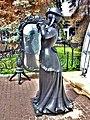 """Скульптура """"Дама перед зеркалом"""".jpg"""