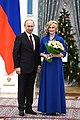Церемония вручения государственных наград Российской Федерации 22 декабря 2014 года 03.jpeg
