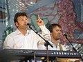 Чувелёв и Чекрыжов на концерте в Донецке 6 июня 2010 года 003.JPG