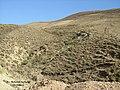 ترک های ایجاد شده از زلزله اهر و ورزقان - panoramio.jpg