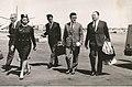 حسيب بن عمار عائدا من الخارج خلال سنة 1967.jpg