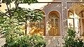 درب های چوبی خانه بروجردی ها.jpg