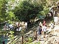 น้ำพุร้อนหินดาด Hindad Hot Spring - panoramio.jpg