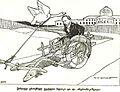 არჩევნები სახელმწიპო სათათბიროში. კარიკატურა. ოსკარ შმერლინგი. კლდე 1913.JPG