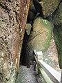 一线天 - Very Narrow Path - 2011.07 - panoramio.jpg