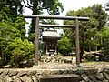 五條市西吉野町夜中 御霊社(波宝神社境内社) 2011.7.29 - panoramio.jpg