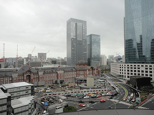 新丸の内ビルディング - panoramio (13)