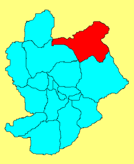 County in Hebei, People