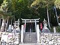 烏帽子形八幡神社 河内長野市喜多町 2013.2.10 - panoramio.jpg