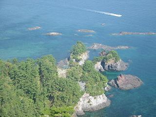 island in Oki, Shimane, Japan