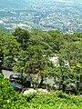 陽明山山路和下方台北市/Mount ways on Mt.Yangming ^ Taipei City down there - panoramio.jpg