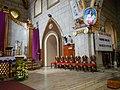 0239jfSaint Francis Church Tree Meycauayan Heritage Belfry Bulacanfvf 02.JPG