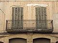 032 Edifici a l'av. Generalitat 12 (Mollerussa).JPG