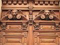 053 Casa Guardiola Boule, detall del portal.jpg