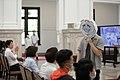 06.24 總統偕同副總統出席「總統府一樓開放參觀展場開展記者會」 (50039811357).jpg