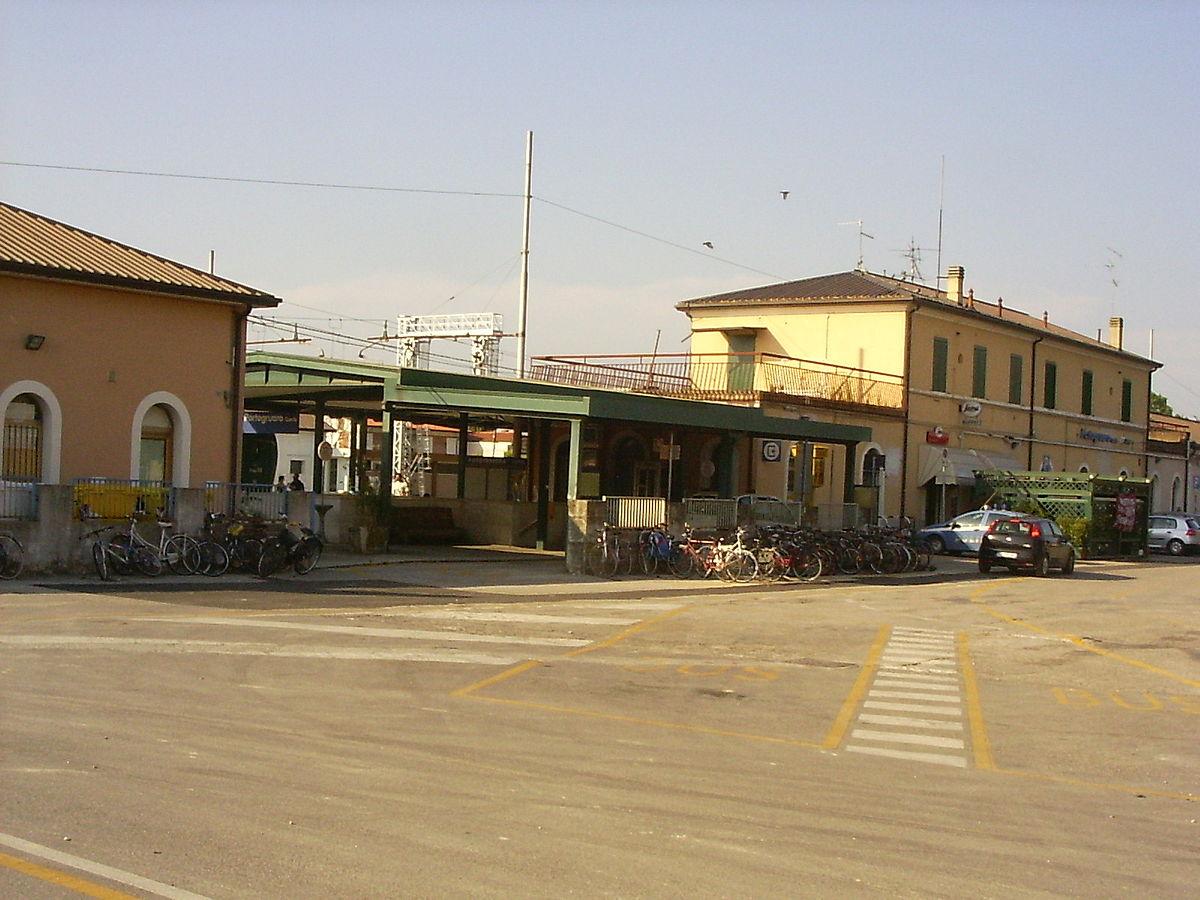 Portogruaro Caorle Railway Station Wikipedia