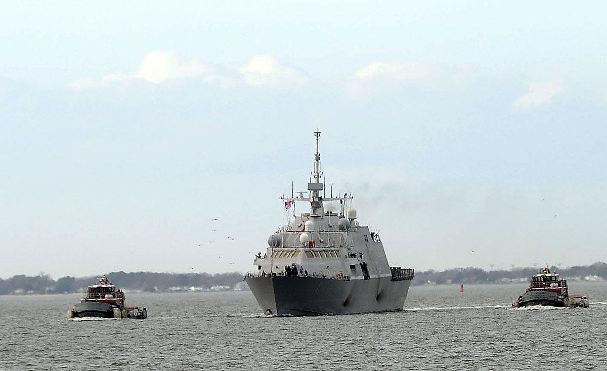 USS Freedom (LCS-1) — Википедия