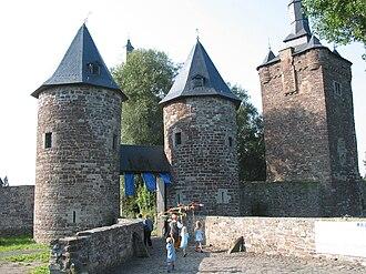 Sombreffe - Sombreffe Castle