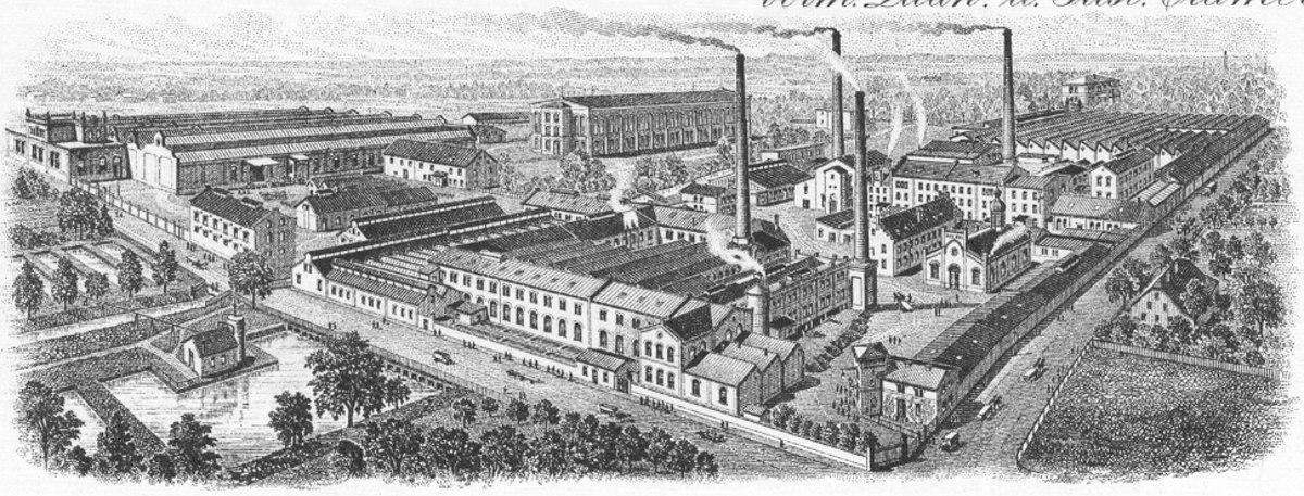Gesellschaft für Baumwoll-Industrie – Wikipedia