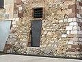 100 Base de la torre del Rellotge, base de l'antic castell d'Olesa.jpg