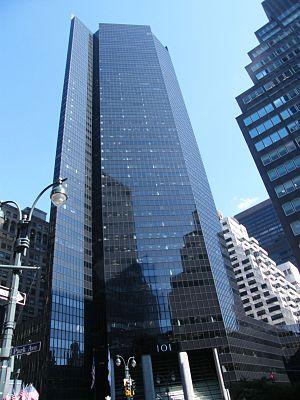 101 Park Avenue - Image: 101park, Manhattan