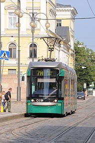 Helsingin kaupungin liikennelaitos – Wikipedia