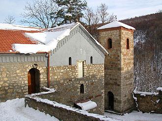 Đurađ Branković - Devič monastery, founded by Đurađ Branković
