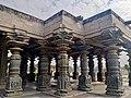 12th century Mahadeva temple, Itagi, Karnataka India - 06.jpg