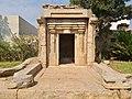 12th century Mahadeva temple, Itagi, Karnataka India - 116.jpg