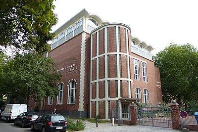 130901-Steglitz Hermann-Ehlers-Gymnasium Elisenstraße.JPG