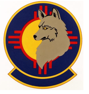 550th Special Operations Squadron - Image: 1550 Flying Training Sq emblem
