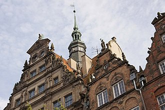 Jan de Weryha-Wysoczański - Image: 1558vik Gdańskie budynki. Foto Barbara Maliszerwska